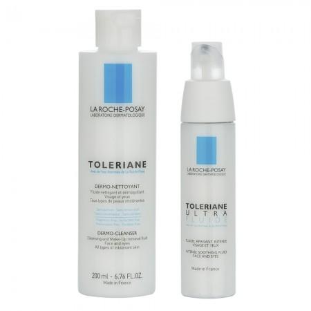 Combo Toleriane Desmaquillante + Ultra Fluido