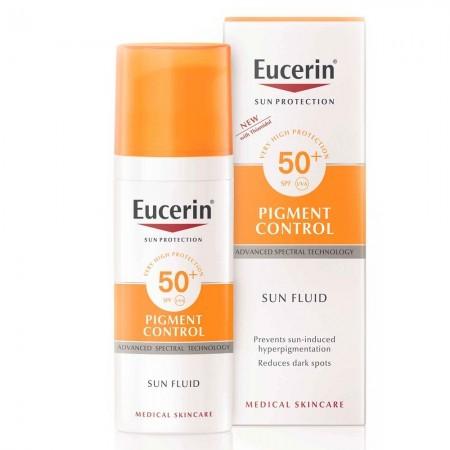 Protector Solar Pigment Control Fps50 Sun Fluid 50ml