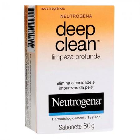 Limpiador Deep Clean Limpieza Profunda Jabon 80gr