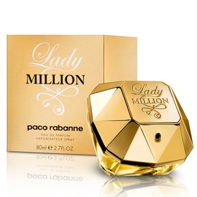 Perfume Paco Rabanne Lady Million 80ml