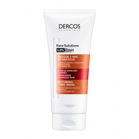 Mascarilla Dercos Kera Solutions 200ml