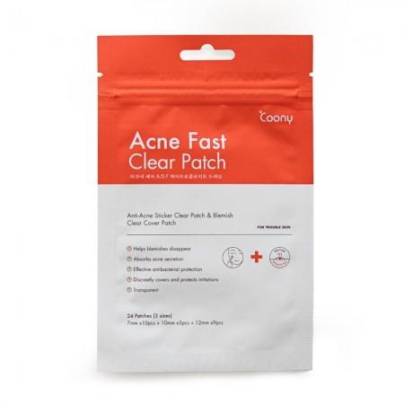 Parche Acne Fast Clear Tratamiento Para El Acné