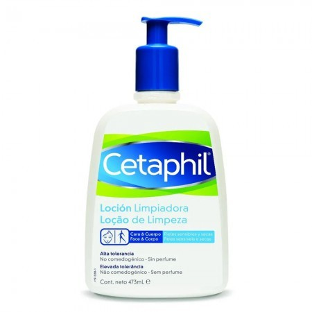 Cetaphil Locion Limpiadora Alta Tolerancia 473 ml