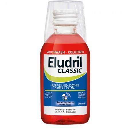 Enjuage Bucal Clasico Para Caries Gingivitis 200ml