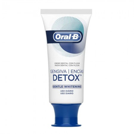 Crema Dental Encías Detox Gentle Whitening 75ml
