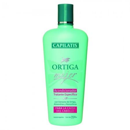 Acondicionador Caida Cabello Ortiga Mujer 350 ml