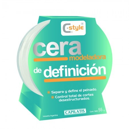 Crema Modeladora Definicion Linea C-Style 55 ml