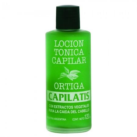 Locion Tonica Capilar Anticaida Linea Ortiga 120ml