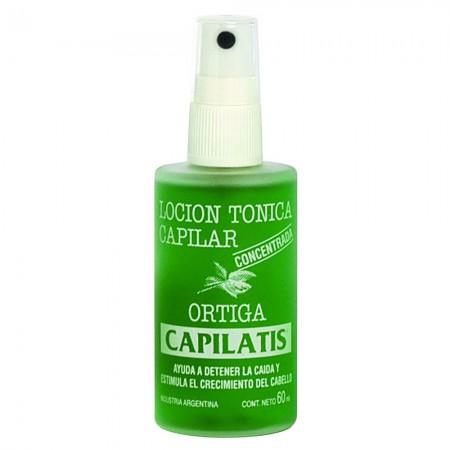 Locion Tonica Capilar Concentrada Ortiga 60 ml