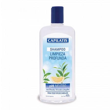 Shampoo Limpieza Profunda Linea Ph Neutro 410 ml