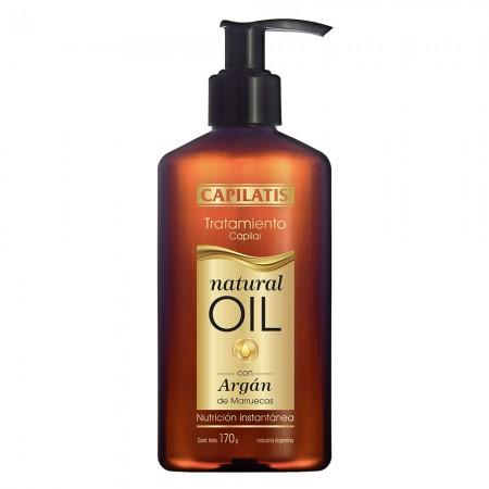 Tratamiento Capilar Repara Nutr Natural Oil 170 ml