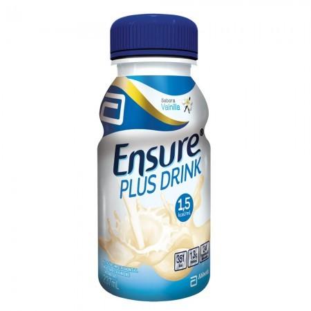 Plus Drink Suplemento Alimenticio de Vainilla 237 ml