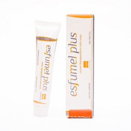 Plus Crema Blanqueadora Antimanchas 15Gr