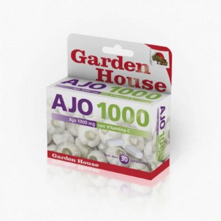 Suplemento Ajo 1000 30 Comprimidos