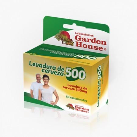 Suplemento Levadura Cerveza 500 60 Comprimidos