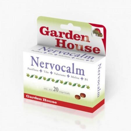 Suplemento Nervocalm 20 Comprimidos