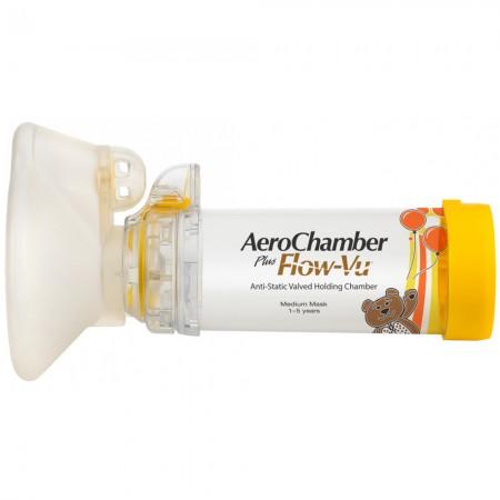 Aerocamara Plus Infantil Amarilla (1-5 años)