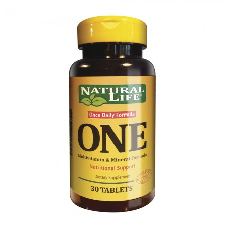 Suplemento One Multivitaminico 30 caps