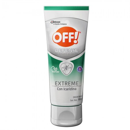 Repelente Defense Extreme Gel 100 ml