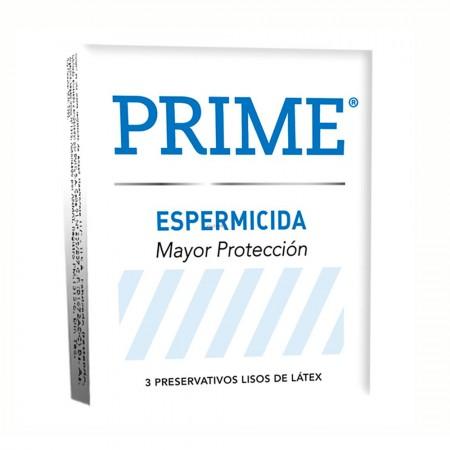 Preservativos Espermicidas x12