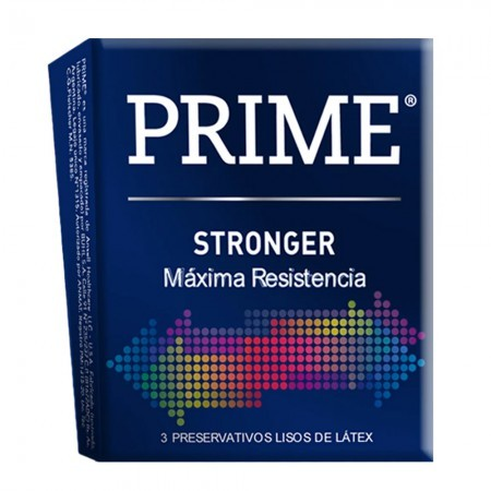 Preservativos Stronger x12