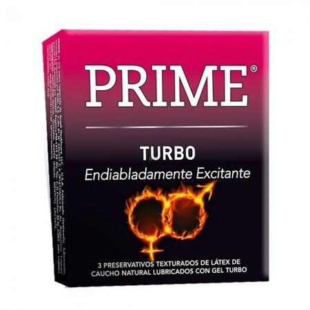 Preservativos Turbo x12