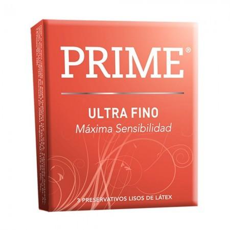 Preservativos Ultra Finos x12