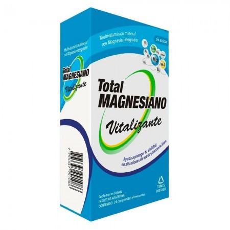 Suplemento Vitalizante Efervecente 24 comprimidos
