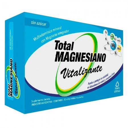 Suplemento Vitalizante 30 comprimidos