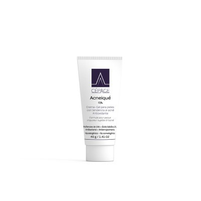 Gel Acneique Seboregulador Pieles con Acne 40 ml