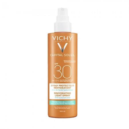 Beach Protect Spray Antideshidratación  Fps 30 200ml