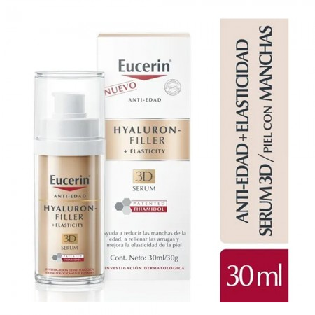 Hyaluron Filler + Elasticity 3D Serum 30ml