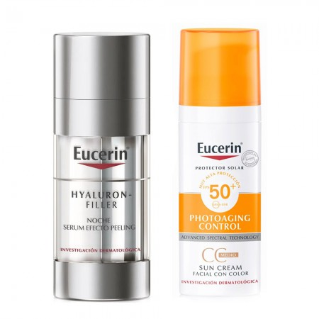 Set Serum Anti Pigment 30ml + Sun CC Fps50 50ml