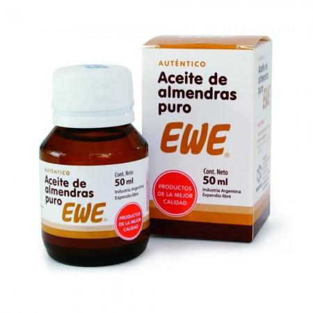 Aceite de Almedras 100% Puro 50ml
