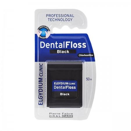 Hilo Dental Clinic Black Con Clorhexidina 50mts