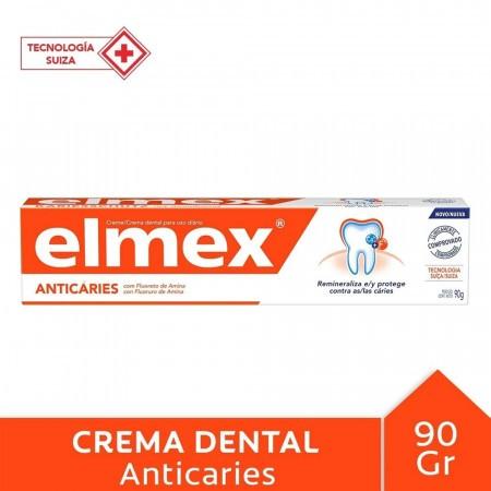 Crema Dental Anticaries 90g