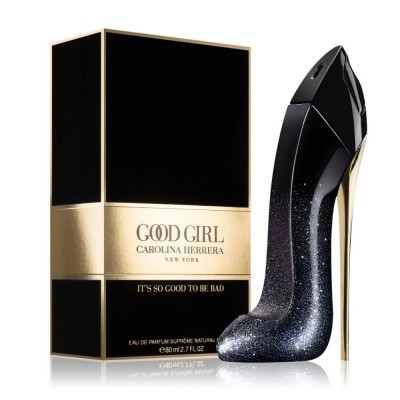 Perfume Carolina Herrera Good Girl EDP Supreme Mujer 80ml