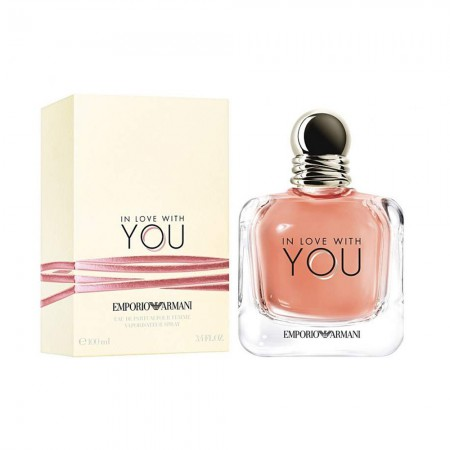 Perfume Importado Mujer Armani In Love With You EDP 100ml