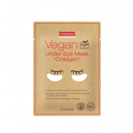 Vegan Under Eye Mask Colageno 30u