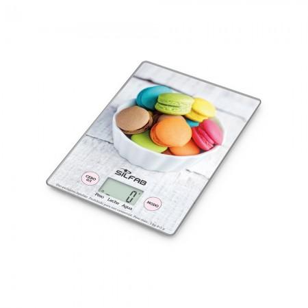 Balanza Digital Cocina Macaroon Bc300m
