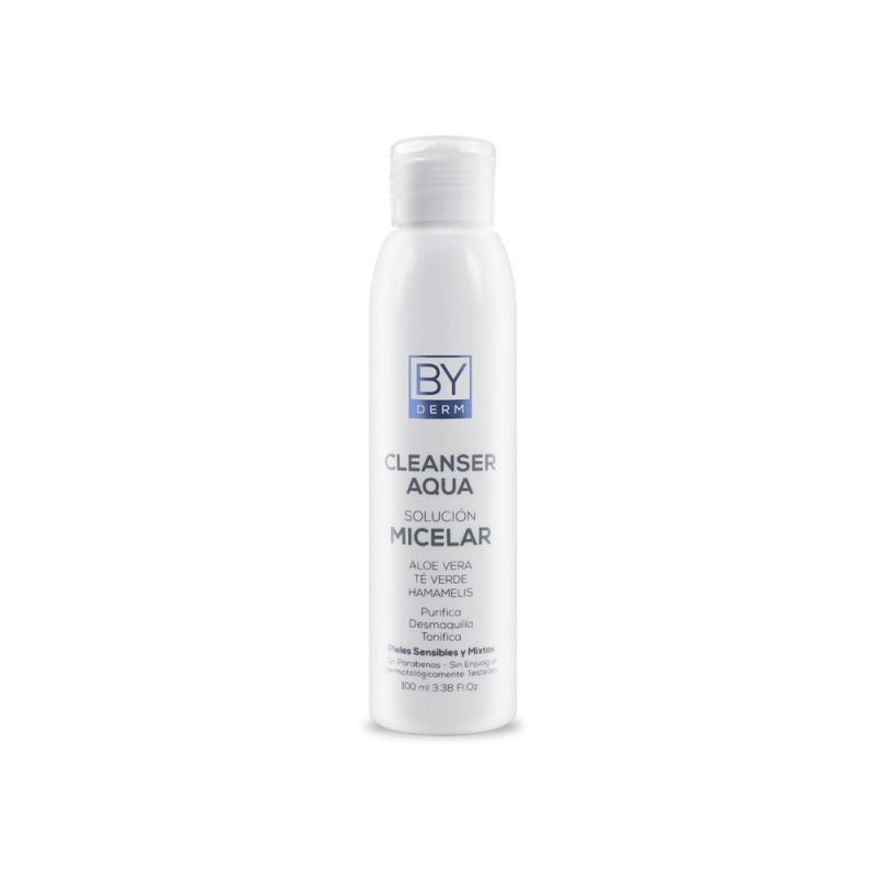 Cleanser Aqua Piel Sensible Solución Micelar 100ml