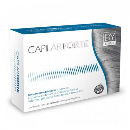Capilar Forte Aminoacidos Vitaminado x60 Comp