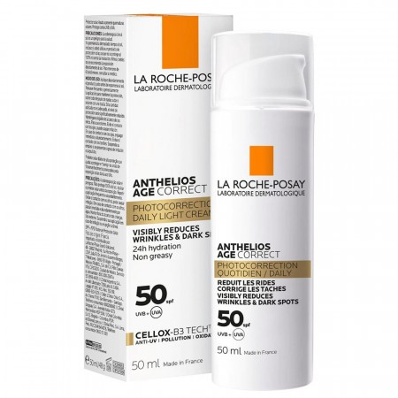 Anthelios Age Correct Fps 50 50 Ml Sin Color