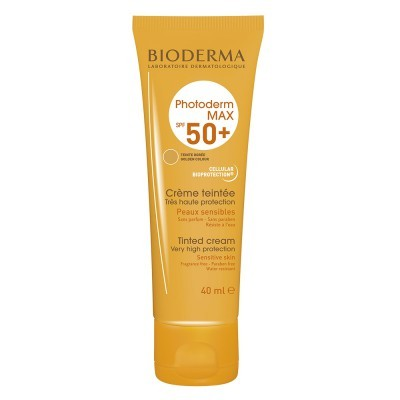 Photoderm Max Creme Teinte Doree FPS 50+ 40ml