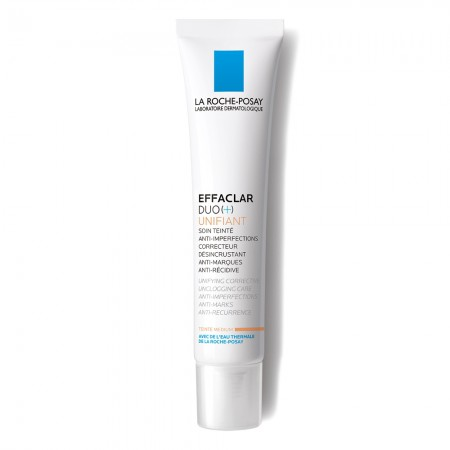 Crema Effaclar Duo(+) Unifiant Tinte Medium 40ml