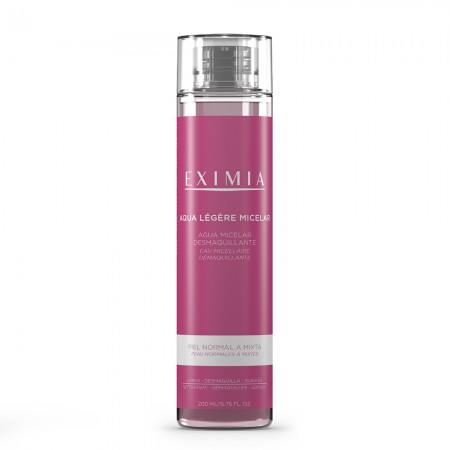 Aqua Legere Micelar Desmaquilla Piel Normal Mixta 200ml